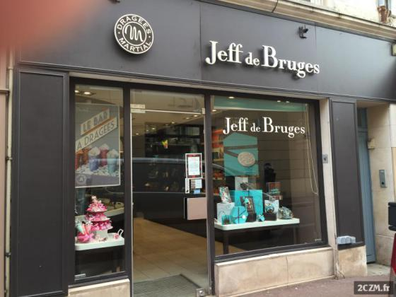 Vends franchise Jeff de Bruges