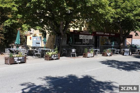 Fonds de commerce snack restaurant proche verdon