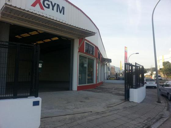 Local Industriel de 350m2 à Gandia (Valencia)